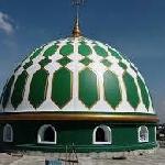 GRC Bekasi GRC Jakarta GRC Murah GRC Board Murah Pembuatan Kubah Masjid Panel Ornamen