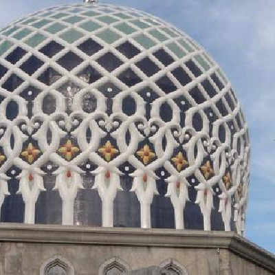 GRC Bekasi GRC Jakarta GRC Murah GRC Board Murah Kubah Masjid 1