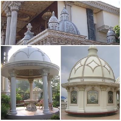 GRC Bekasi GRC Jakarta GRC Murah GRC Board Murah Jasa Pembuatan GRC kubah masjid Ornament Islami