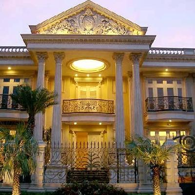 GRC Bekasi GRC Jakarta GRC Murah GRC Board Murah Listplang bangunan classic mewah